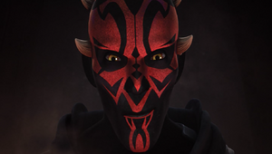 Maul sees