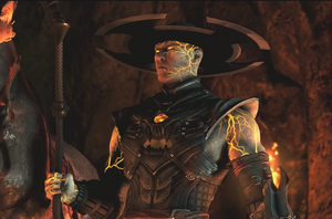 Possessed Kung Lao MKX