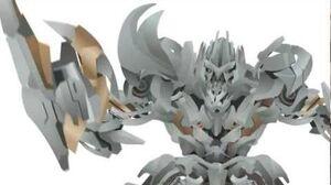 RotF MEGATRON Transform - Short Flash Transformers Series