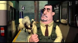 Shaun the Sheep The Movie - 'Hiding from Trumper' - Clip