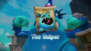 Skylanders Trap Team Boss 2 The Gulper