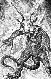 Snake Demon Ishtra
