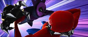 Spider-Man vs Prowler