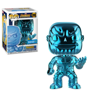 Thanos Blue Chrome POP