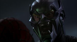 The Green Goblin threatened Spider-Man that he'll kill Mary Jane after killing him.