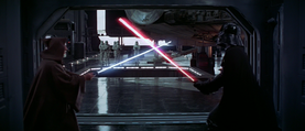 Vader vs Kenobi