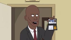 Agent Clappers FBI