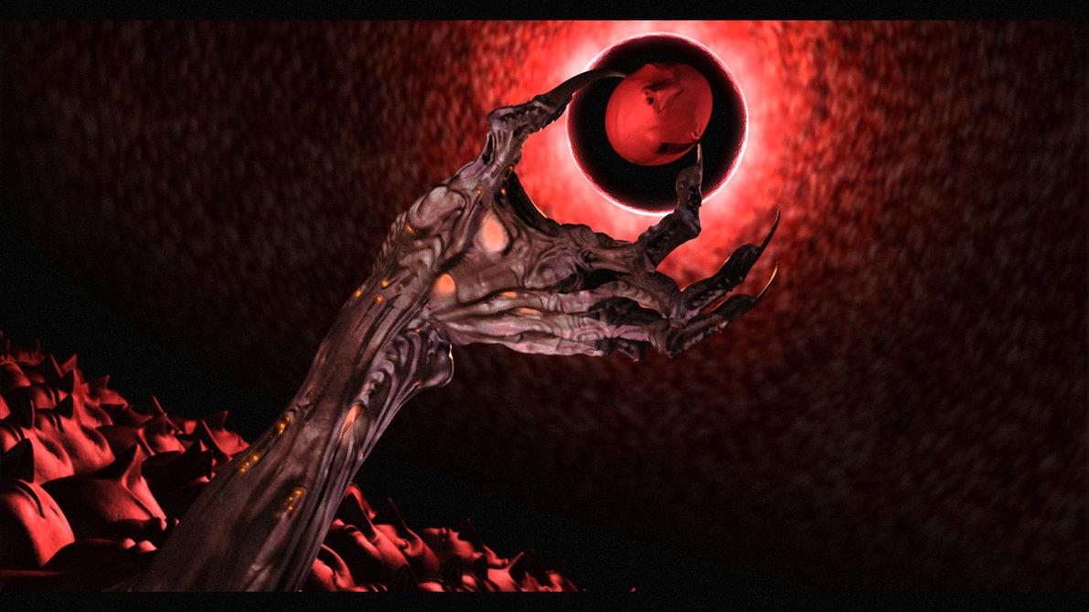 Berserk God Hand By Tiwyll D6vp4ch