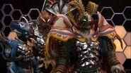 Creepox, Vrak and Admiral Malkor
