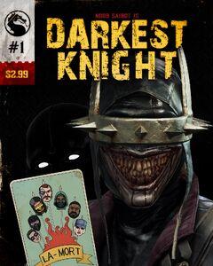 Darkest Knight Noob's and Batman who Luagh