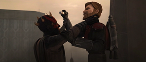 Darth Maul grab