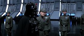 Darth Vader schedule