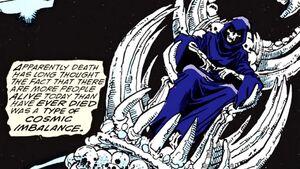 Death-throne