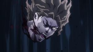 Dio cut off his own head