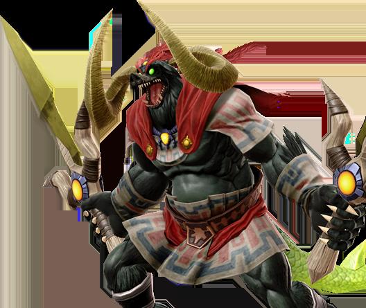 Ganondorf Villains Wiki Fandom