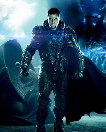 Zod Dc Extended Universe Villains Wiki Fandom