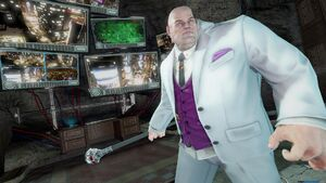 Kingpin (The Amazing Spider-Man 2 The Video Game)
