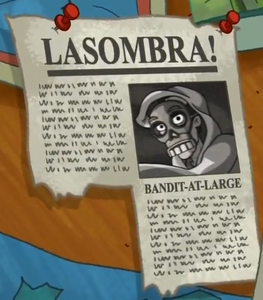 Lasombra newspaper