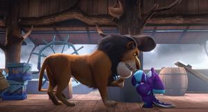 LionCaptian LastNerve