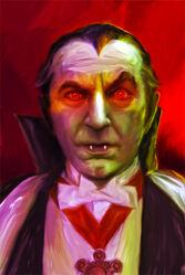 Mark Spears monsters Count Dracula by markman777-d7xvyva