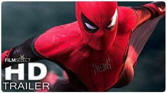 SPIDER-MAN FAR FROM HOME Trailer (2019)