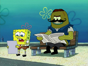 SpongeBob Meets the Strangler 080