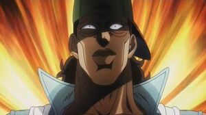 Stardust Crusaders S2 (English Dub) - Oingo Tries to Poison the Crew