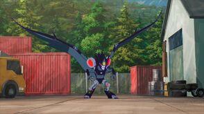 Wingcode (Black Energon Vampire)