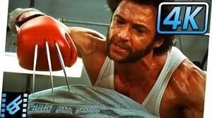 Wolverine vs Blob X-Men Origins Wolverine (2009) Movie Clip