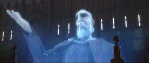 Count Dooku Separatist Senate