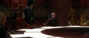 Count Dooku commence