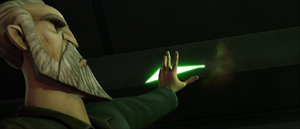 Count Dooku resonant