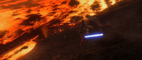 Darth Vader servered