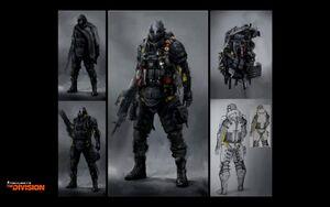 Hunter-faction