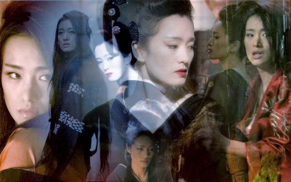 Satsu of memoirs of geisha