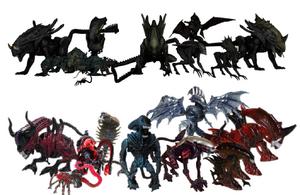 Kenner aliens comparison by weylandyutanicorp-dbdk2uj
