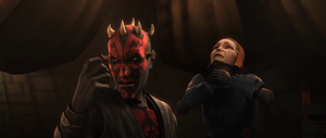 Maul choking