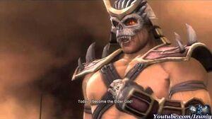 "Mortal Kombat 9 ""Raiden Story Mode"" Chapter 16 The Final Part Of Mortal Kombat 9 Story"
