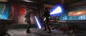 Vader twirl