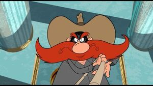 Wabbit Yosemite Sam