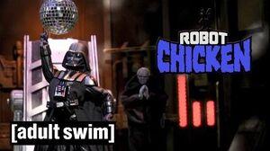 4 Classic Darth Vader Moments Robot Chicken Stars Wars Adult Swim
