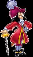 Captain James Bartholomew Hook