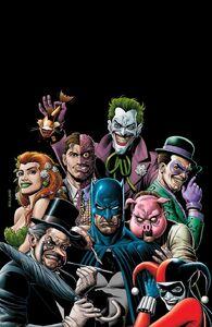 Detective Comics Vol 1 1000 Textless Bolland Variant