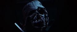 Force Awakens Vader Mask