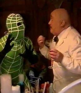 Lord Spider Dr. Gruselglatz