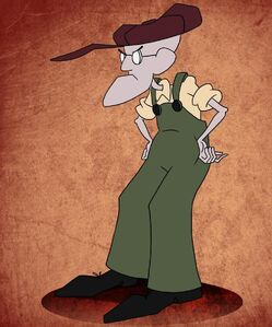 Mr. Eustace Bagge