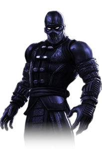 Noob Saibot Mortal Kombat Deception
