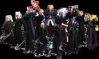 Thirteen Seekers of Darkness KHIII