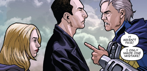 Adam meets the Ninth Doctor again
