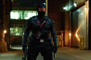 Arrow-vigilante
